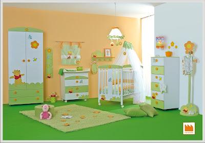 Dormitorios winnie the pooh by - Habitacion winnie the pooh ...