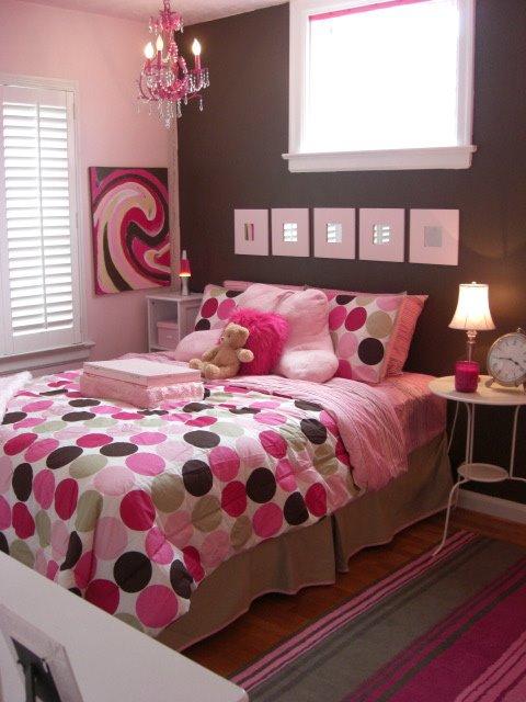 Dormitorios juveniles y modernos for Habitaciones para ninas y adolescentes