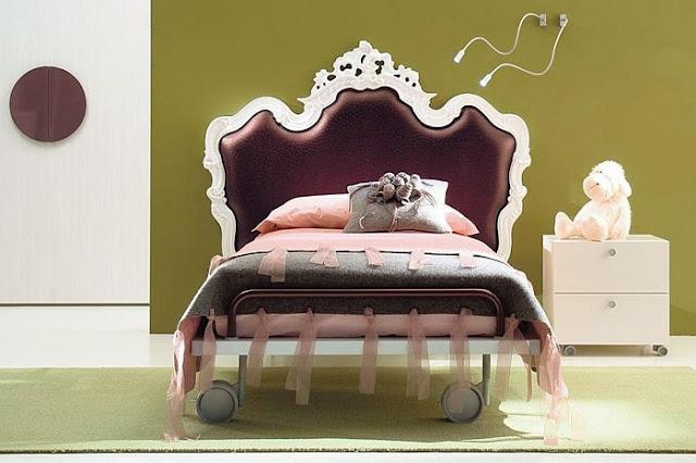 Dormitorios barrocos decoracion estilo barroco - Dormitorio barroco ...