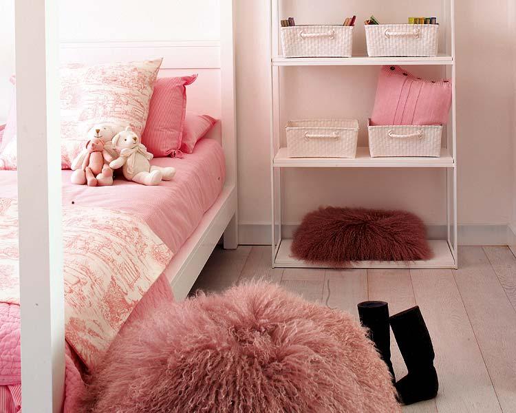 Planos de dormitorios for Dormitorios para ninas
