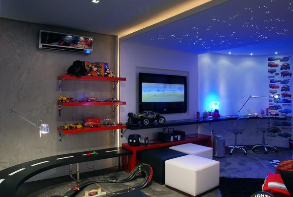 Dormitorio rayo mcqueen cars for Habitaciones para ninas 8 anos