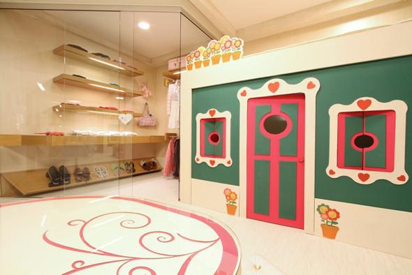 Dormitorios de ni as recamaras para ni as for Habitaciones para ninas 8 anos