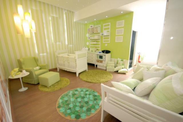 AYUDA decorar habitacion del bebe con gotele  Decorar