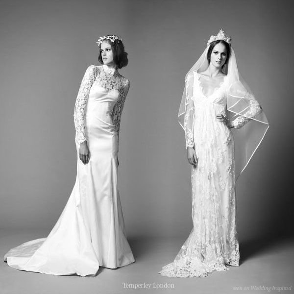 Vintage Wedding Dresses In London: Peony Bridal: Our Vintage Brides Will Like This Temperley