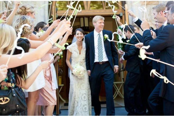 Bride And Groom Send-offs