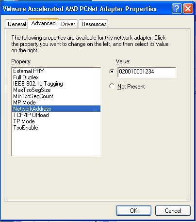 no ip address assigned When you restart a virtual machine, the ip address is changed from the assigned static ip address to 169254xx the guest operating system network interface with a.