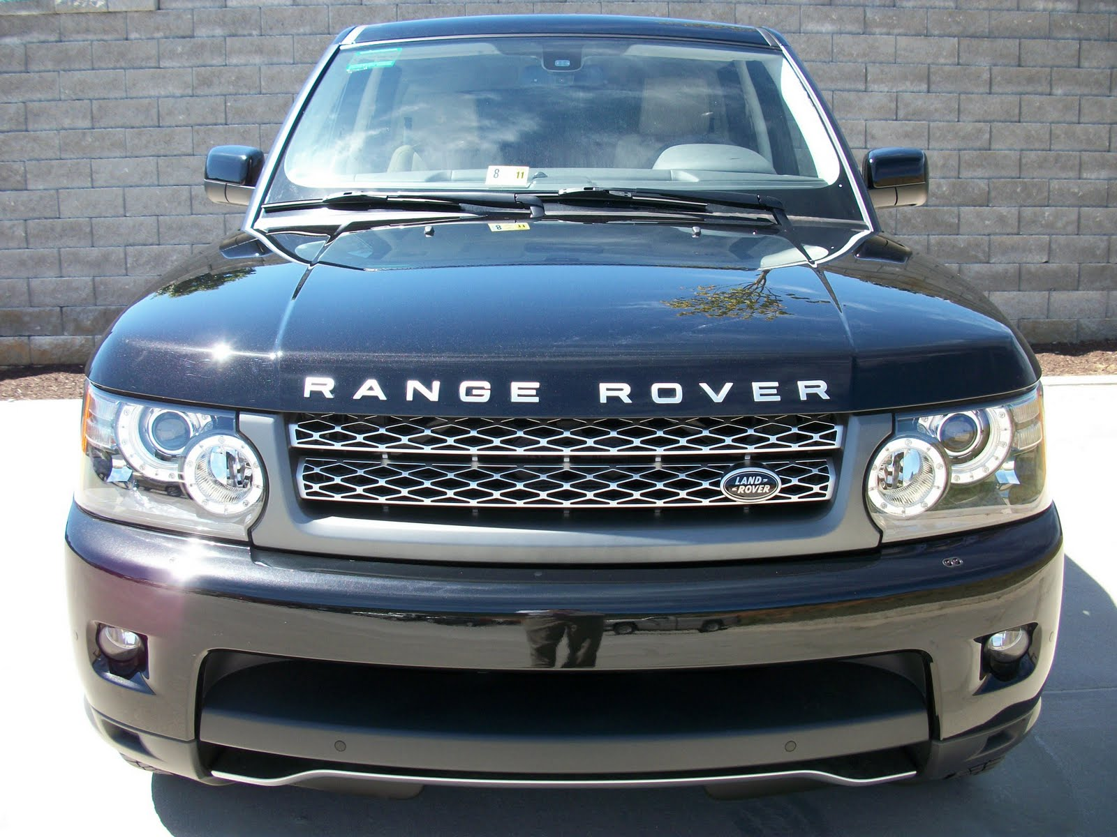 2010 Land Rover Range Rover Sport Supercharged I Take