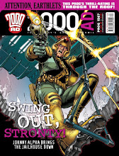 An up to date collection of all my covers produced for 2000AD and the Judge Dredd 'Megazine'.