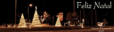 Feliz Natal 2007