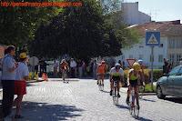 25 Km de ciclismo
