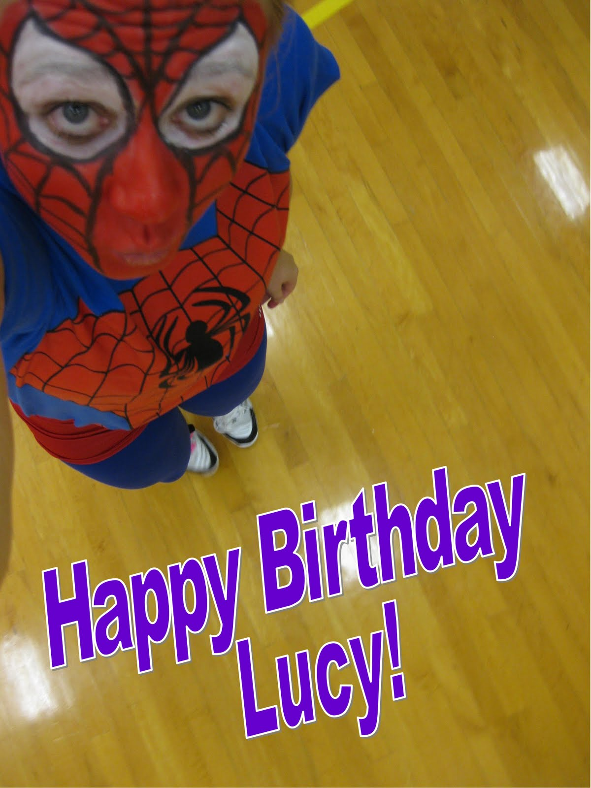 saint leo university volleyball  happy birthday lucy