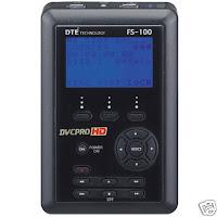 FireStore FS-100. El disco duro para cámaras P2
