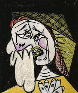an analysis of pablo picassos painting guernica Picasso's guernica painting share  pablo picasso's painting, guernica, has garnered global attention and acclaim ever since it was painted in 1937.