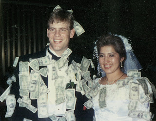 Did I Mention It Was A Mexican Wedding We Always Have The Dollar Dance Everyone Loves Coming Up And Pinning Money To Your Clothes For Few Dances