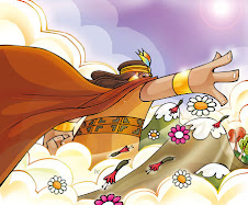 El vuelo de Wiracocha