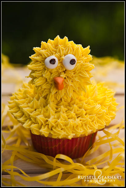 Ingrids Adventures in Baking and Cake Decorating Crazy Chicken Cupcakes