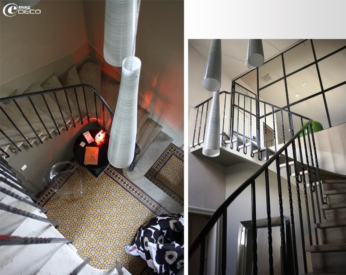 les 4 toiles e magdeco magazine de d coration. Black Bedroom Furniture Sets. Home Design Ideas