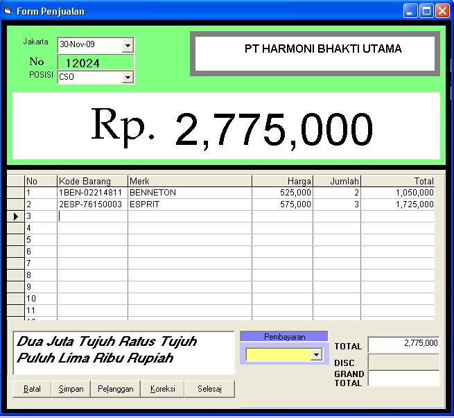 a10e30c9 Download Aplikasi Stok Barang Gratis ...