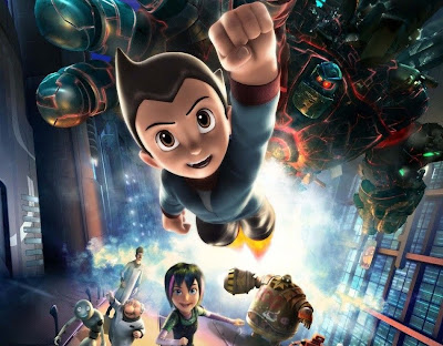 Astroboy the movie