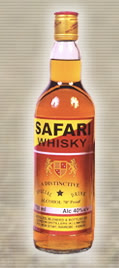 Safari Whisky