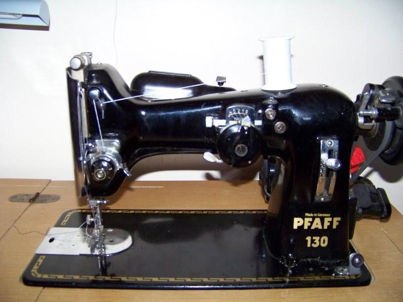 Aunt Jo's Corner How To Thread A Pfaff 40 Best Pfaff Sewing Machine Model 130