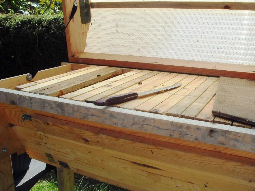 Yatton Area Bee Project Yabeep Making A Horizontal Top
