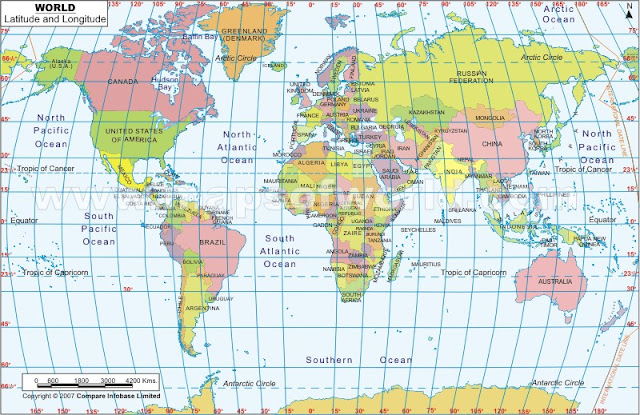 World Map Map Pictures