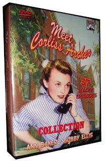 meet corliss archer dvd set