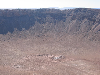 Meteor Crater View