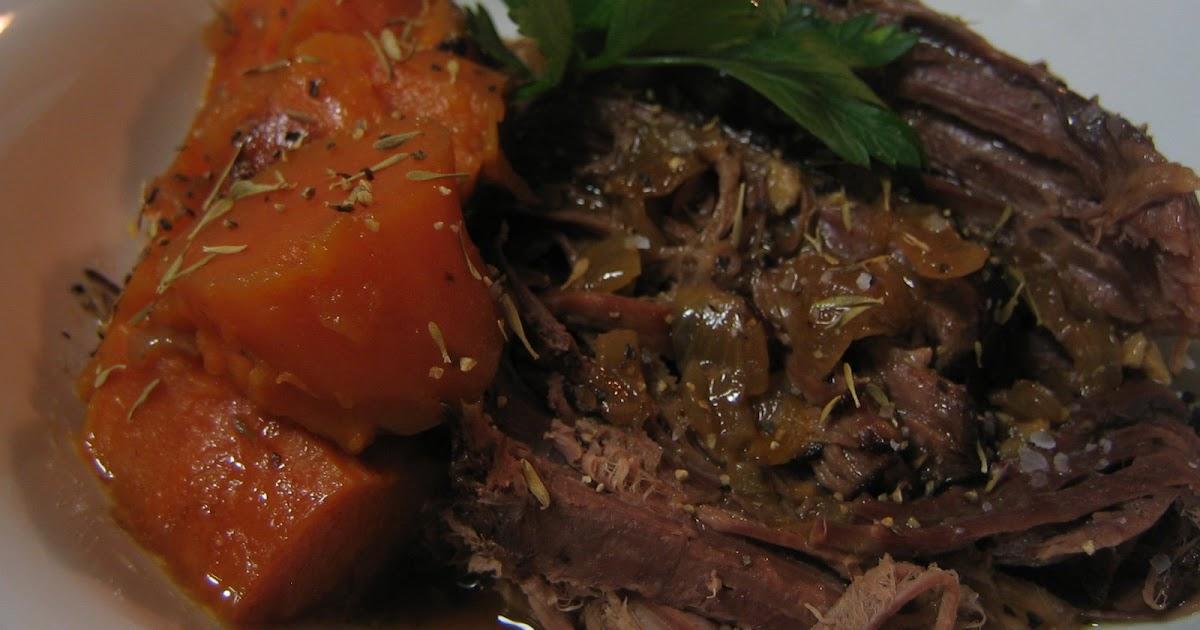 Best Pot Roast Ever Slow Cooker Recipe Truelife Kitchen