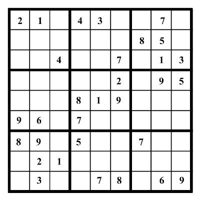 printable sudoku Development Printable Sudoku Sheets Book Online