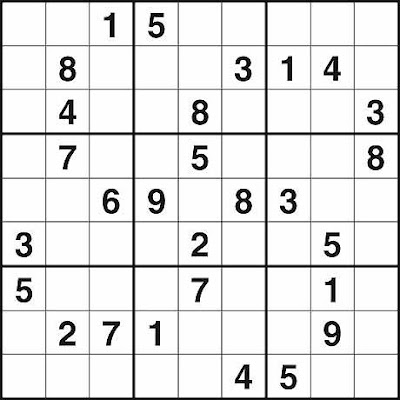 Wild image in medium sudoku printable