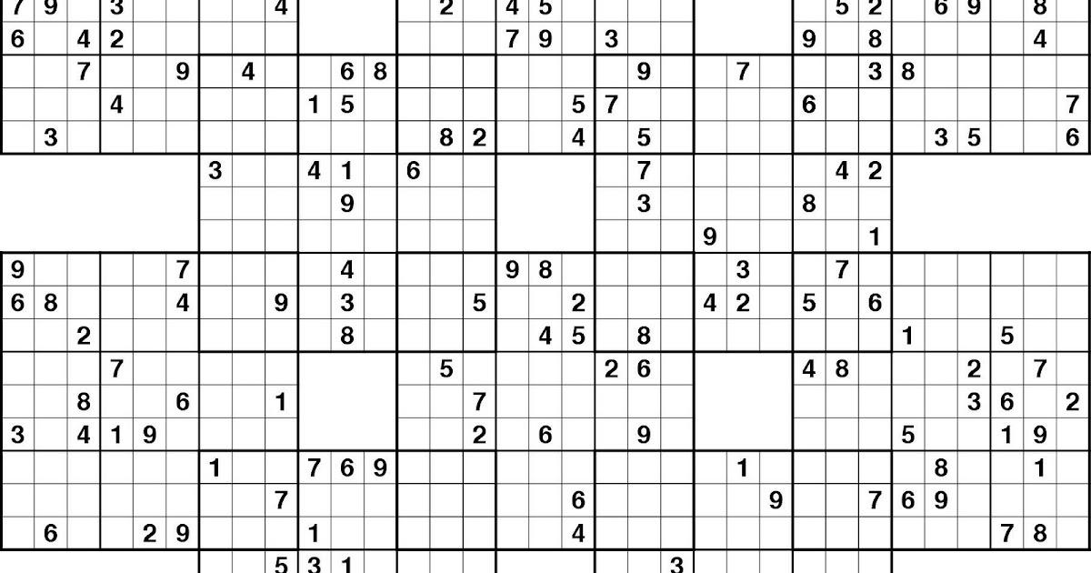 Sudoku Hardest