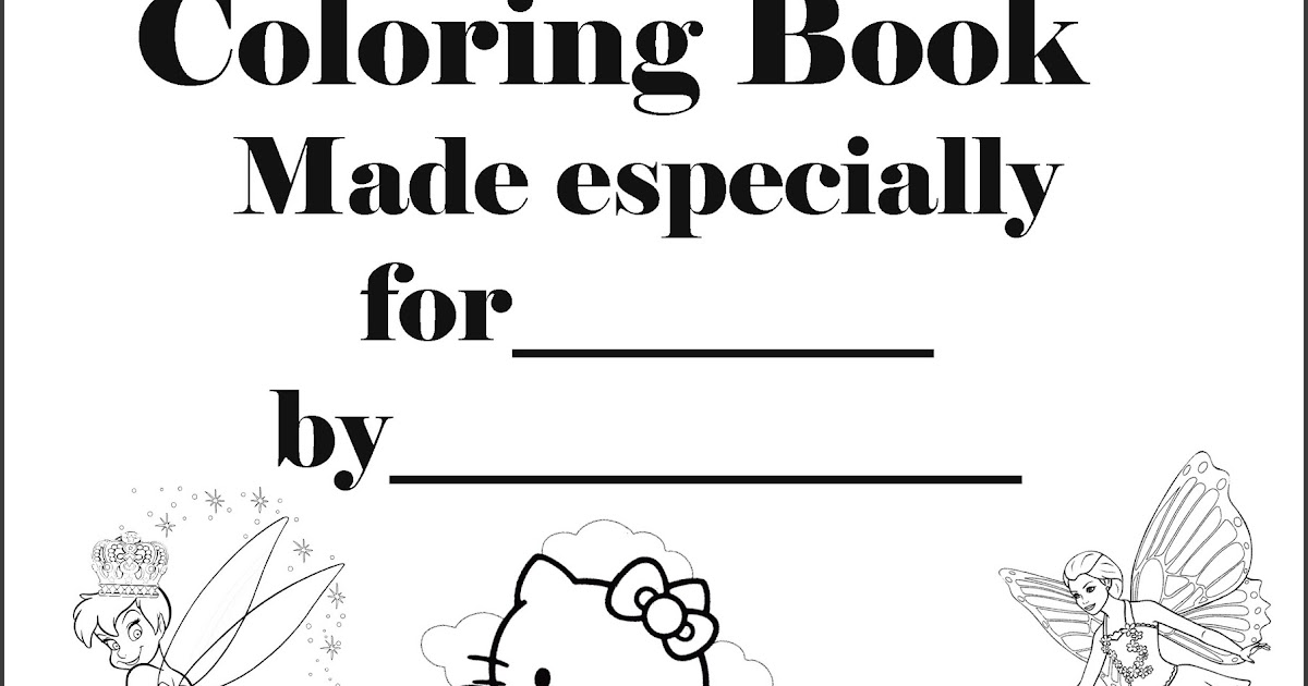 Bratz Coloring Pages Printable Coloring Book Front Cover Page