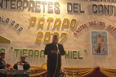 BEINVENIDOS AMIGOS DEL DEPARTAMENTO DE LAMBAYEQUE A NUESTRO FESTIVAL