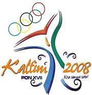 sukseskan PON XVII Kaltim 2008