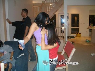 Girls hostel lesbians
