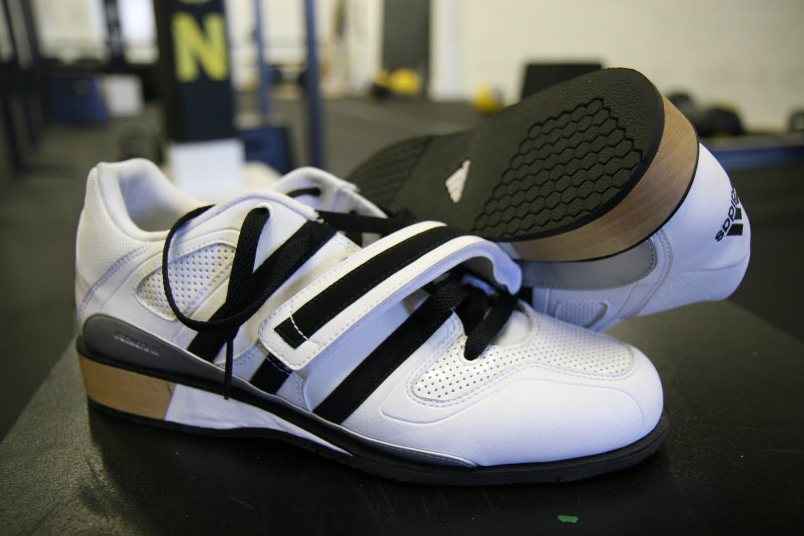Adidas Oly Lifting Shoes