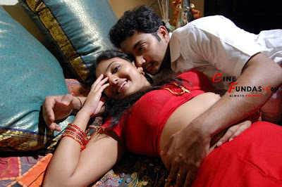 Sexy Actress Monika Hot pics from a Tamil movie