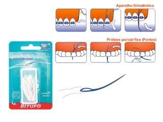 4f6abffc3 ... ainda assim as placas se formam entre eles e nas áreas abaixo da  gengiva onde sua escova de dentes não pode alcançar. Além do uso do fio  dental ...
