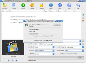 IPOD VIDEO AVEC TÉLÉCHARGER ALLOK MP4 CONVERTER CRACK PSP 3GP