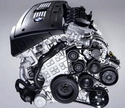Motor Engine: BMW N54 inline 6 twin turbo
