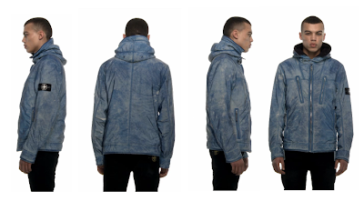 0e036577b2e Stone Island Liquid Reflective Jacket – Eagerly Anticipated ...