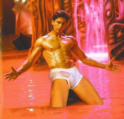 Shahrukh Khan Nude