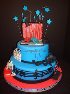 Theatre Stage Cakes Cake Ideas And Designs