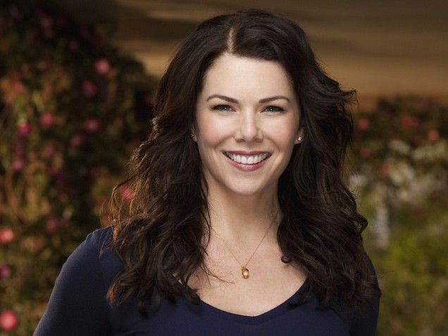 lauren graham young. I'll be so happy if I look even a quarter as good as her when I'm 43