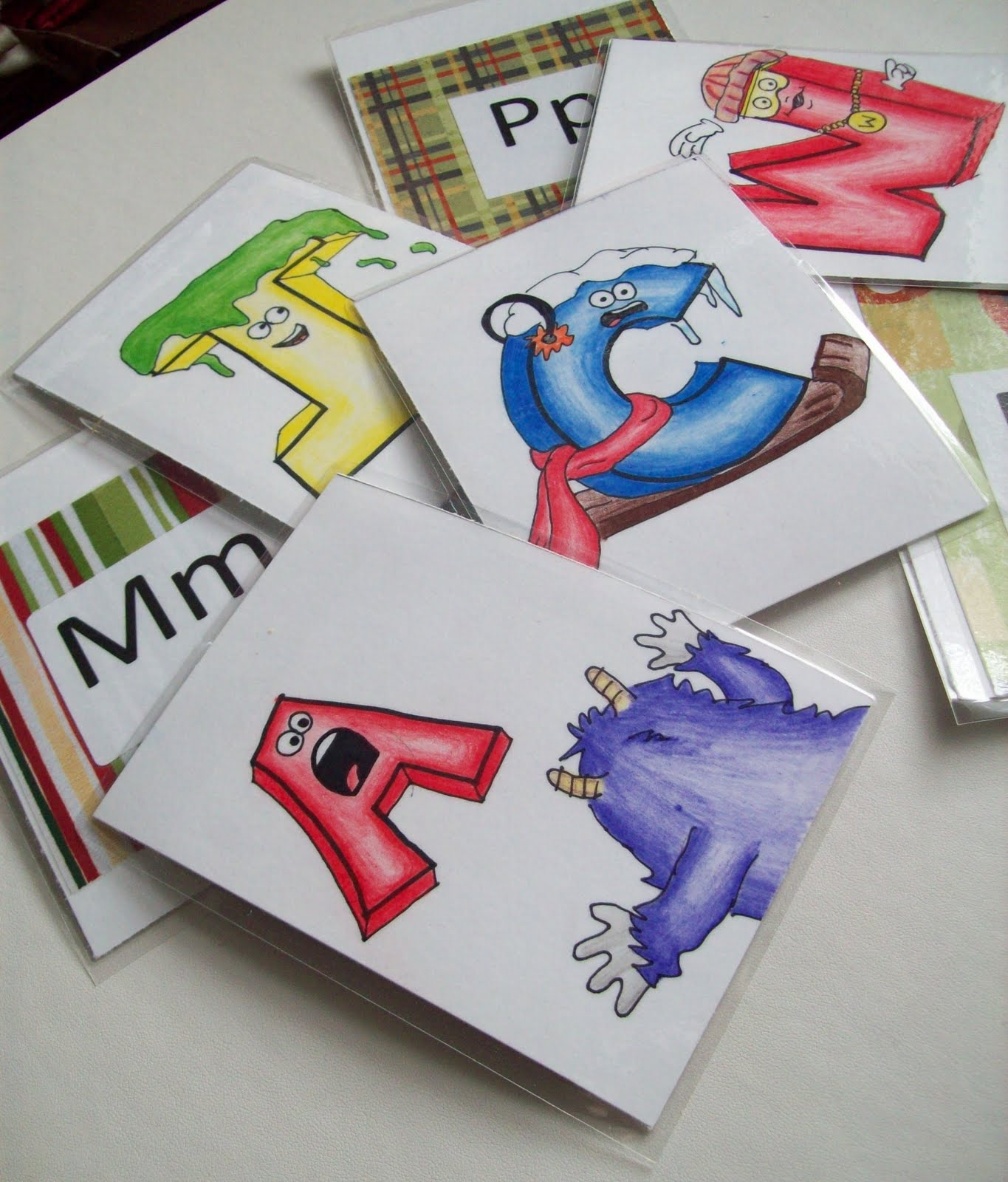 Leap Frog Letter Factory Flashcards She Jessica