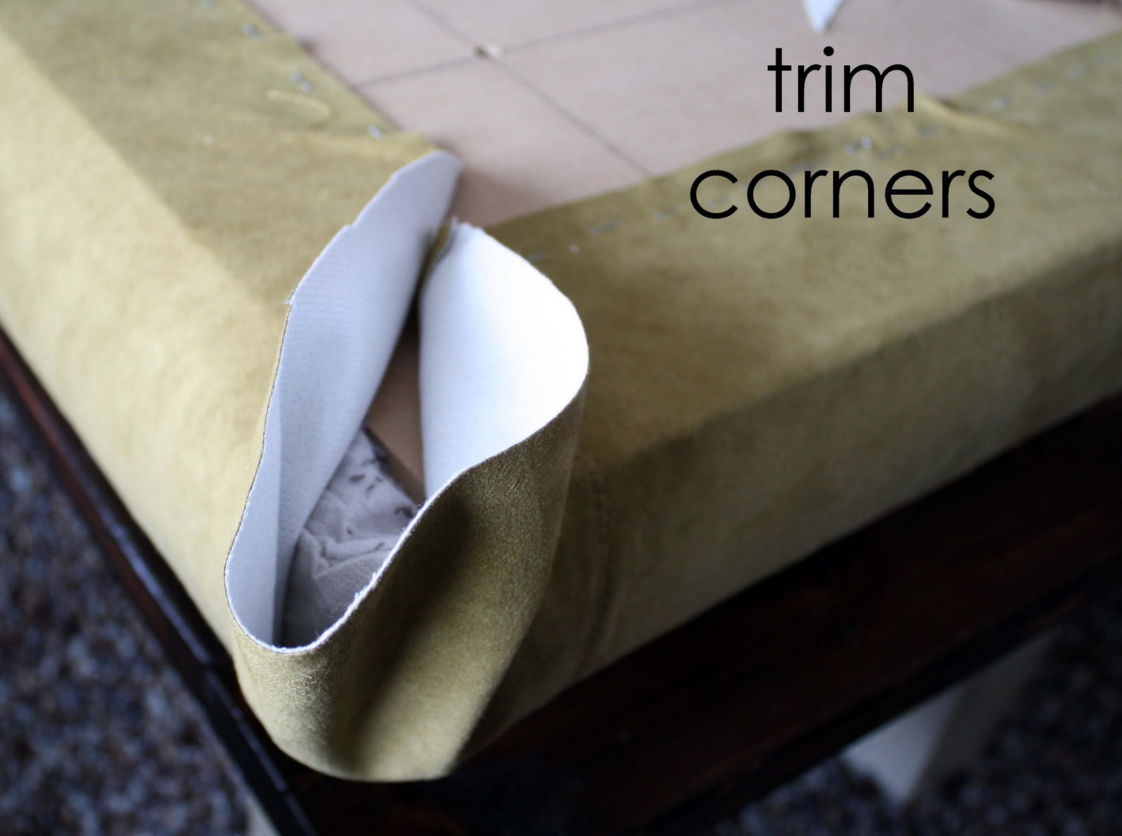 How To Reupholster A Chair Cushion Corner Your Zone Flip Available In Multiple Colors Running With Scissors Ottoman