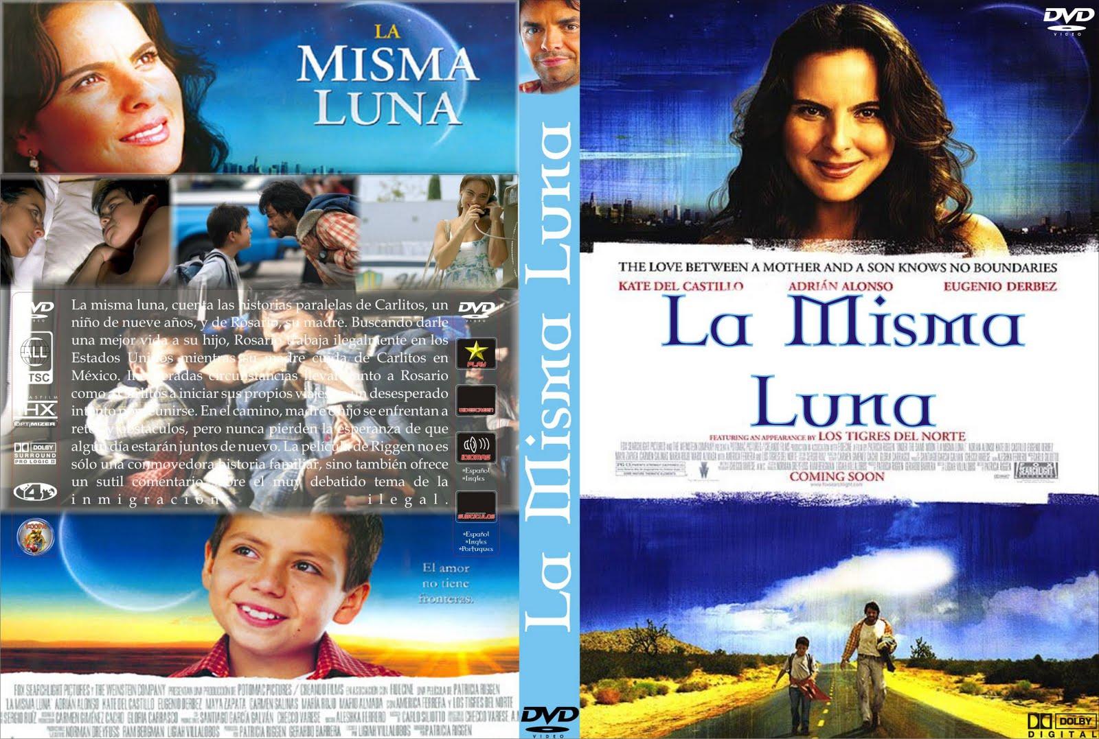 Dvd Full La Misma Luna