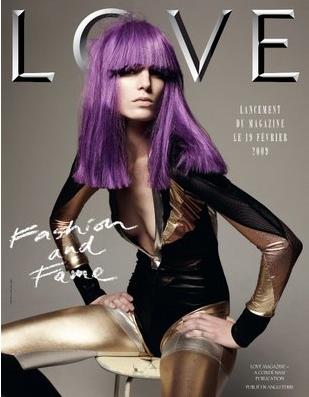 love magazine preview
